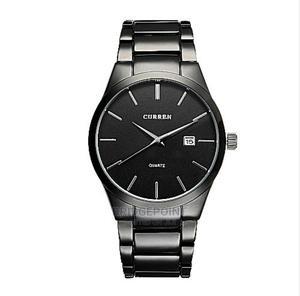 Curren Metallic Dress Watch With Date | Watches for sale in Nairobi, Westlands