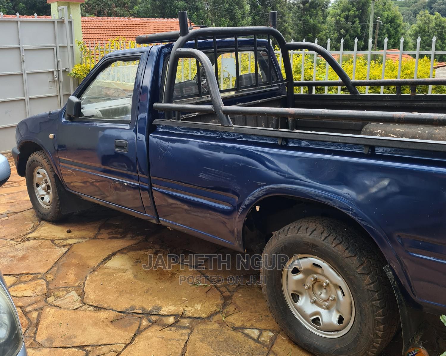 Archive: Isuzu Tougher 2004 Blue in Ngong - Cars, Japheth