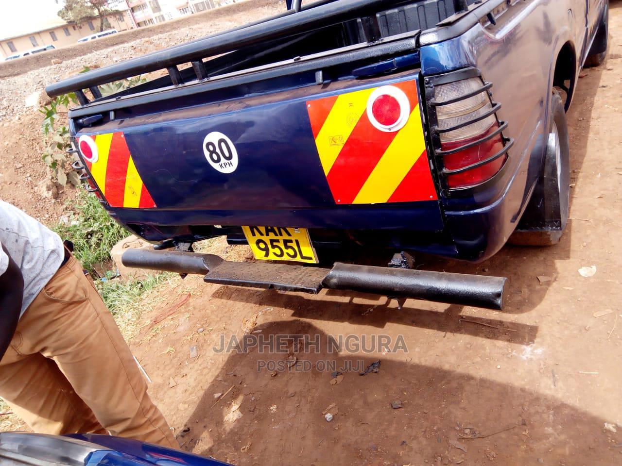 Archive: Isuzu Juston in Kampala - Trucks & Trailers, Nic