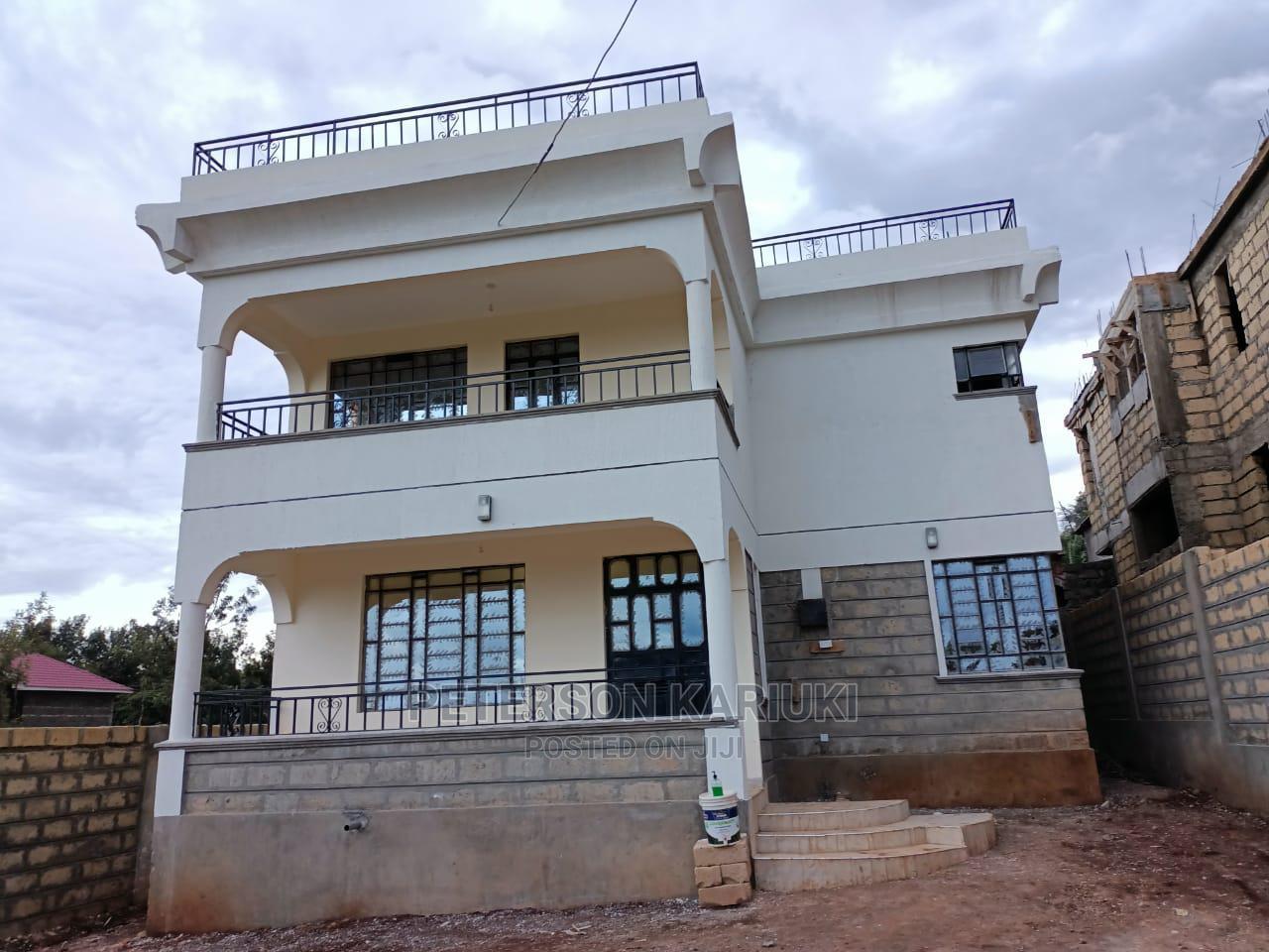 4bedrooms High End Flat Rooftop Maisonette | Houses & Apartments For Sale for sale in Kibiku, Ngong, Kenya