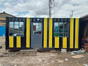 20ft Container Office Done Along Mombasa Road | Manufacturing Equipment for sale in Nairobi, Nairobi West