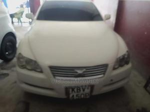 Toyota Mark X 2005 White   Cars for sale in Mombasa, Mombasa CBD