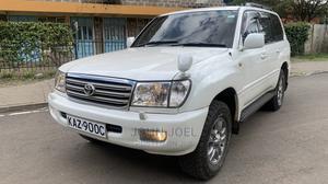 Toyota Land Cruiser 2004 HDJ 100 White | Cars for sale in Nairobi, Nairobi Central
