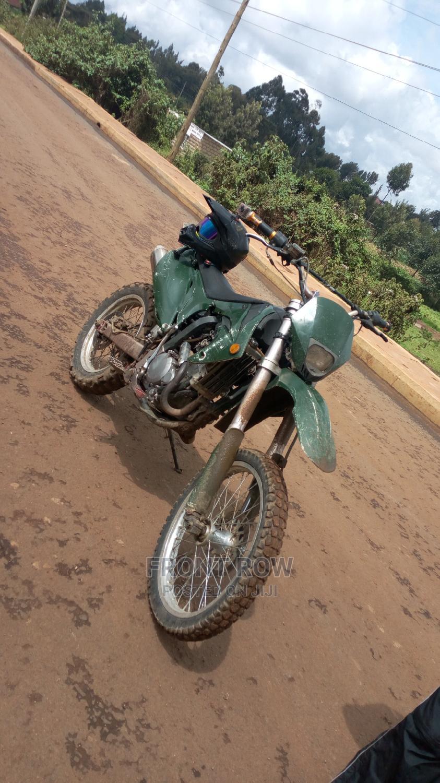 KTM 2011 Green