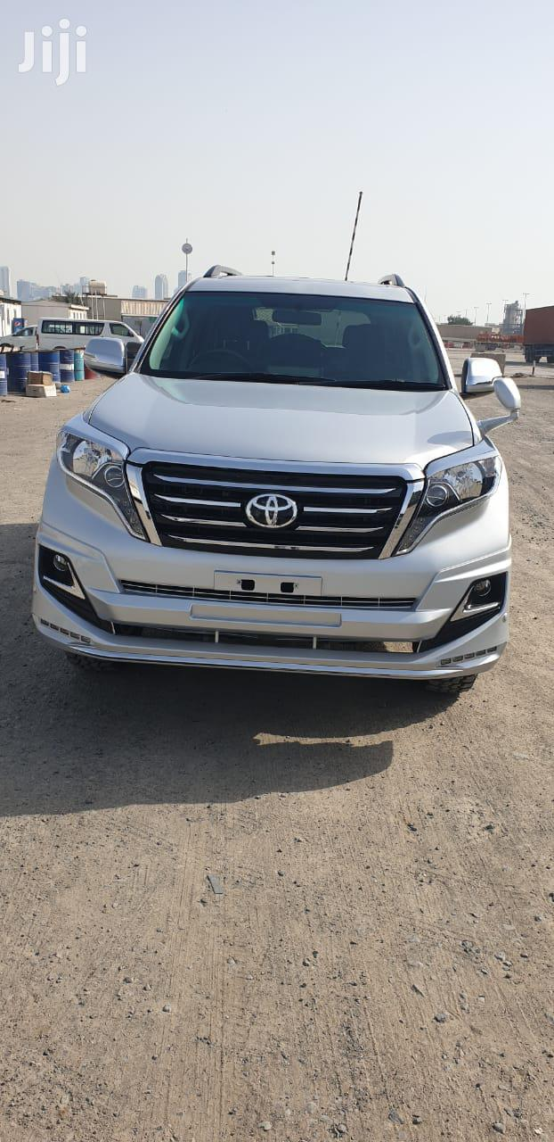 Toyota Land Cruiser Prado 2012 Silver | Cars for sale in Mvita, Mombasa, Kenya