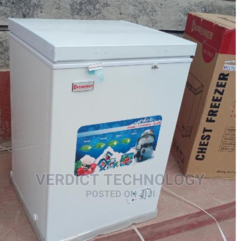 Archive: Brand New Freezer Premier