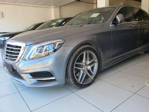 Mercedes-Benz S Class 2015 Gray | Cars for sale in Mombasa, Tudor