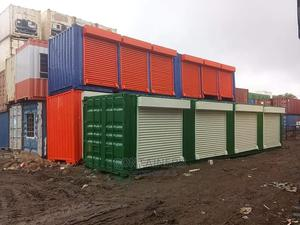 Variety of Containers Fabricated Into Stalls   Manufacturing Equipment for sale in Nairobi, Nairobi West