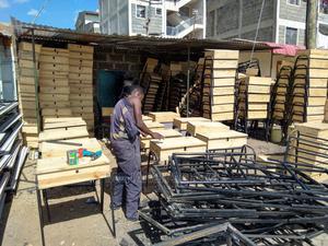 Locker and Chairs | Furniture for sale in Nairobi, Umoja