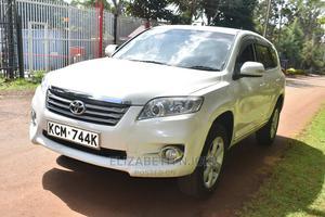 Toyota Vanguard 2010 Pearl | Cars for sale in Nairobi, Ridgeways