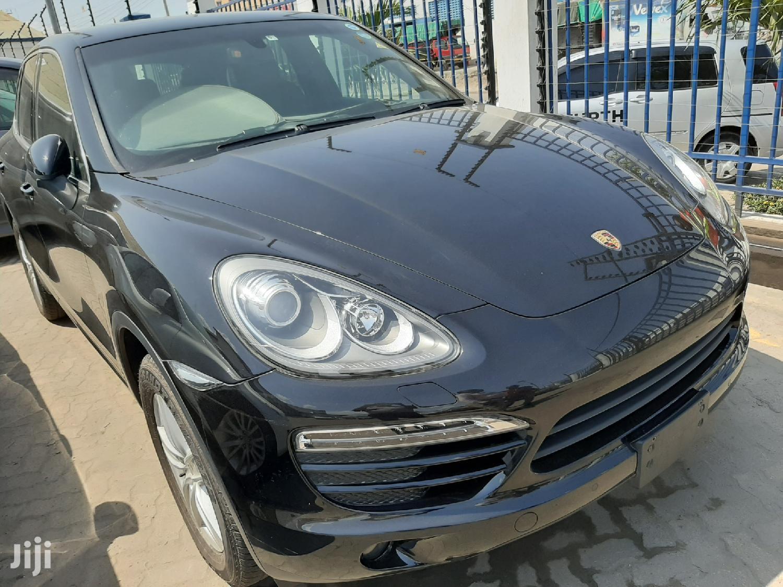 Porsche Cayenne 2012 S Hybrid Black | Cars for sale in Moi Avenue, Mombasa, Kenya