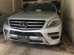 Mercedes-Benz M Class 2014 Silver | Cars for sale in Mombasa, Ganjoni