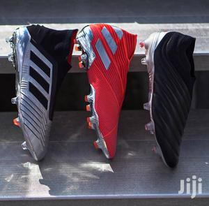 UK Imported Adidas and NIKE Soccer Cleats. Original   Shoes for sale in Nairobi, Pangani