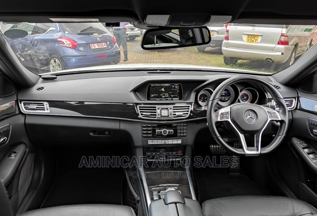 Mercedes-Benz E250 2014 White   Cars for sale in Kilimani, Nairobi, Kenya