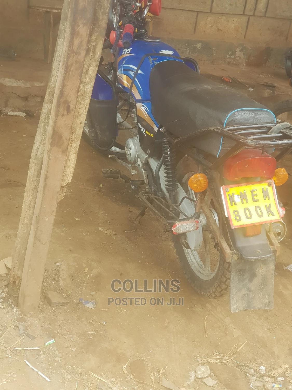 TVS Apache 180 RTR 2018 Blue | Motorcycles & Scooters for sale in Ongata Rongai, Kajiado, Kenya