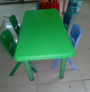 Kindergarten Table 4 Chairs   Children's Furniture for sale in Nairobi, Nairobi Central