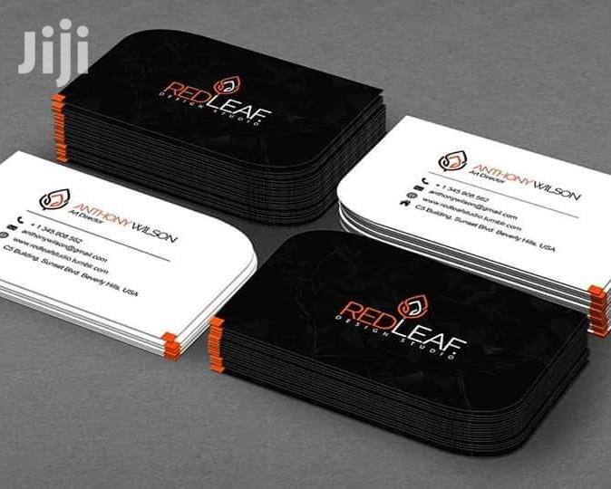 Business Cards | Computer & IT Services for sale in Nairobi Central, Nairobi, Kenya