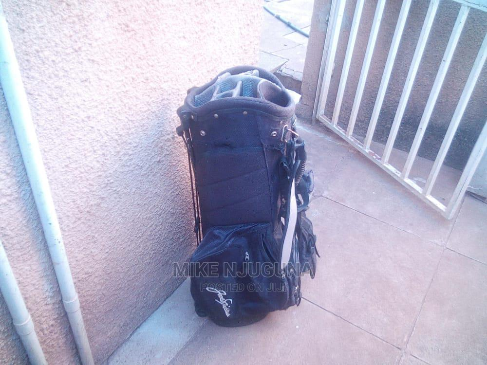 Archive: Golf Bags and Cart