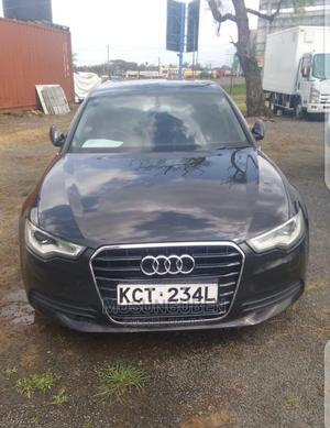 Audi A6 2012 2.0T Black   Cars for sale in Nairobi, Kilimani
