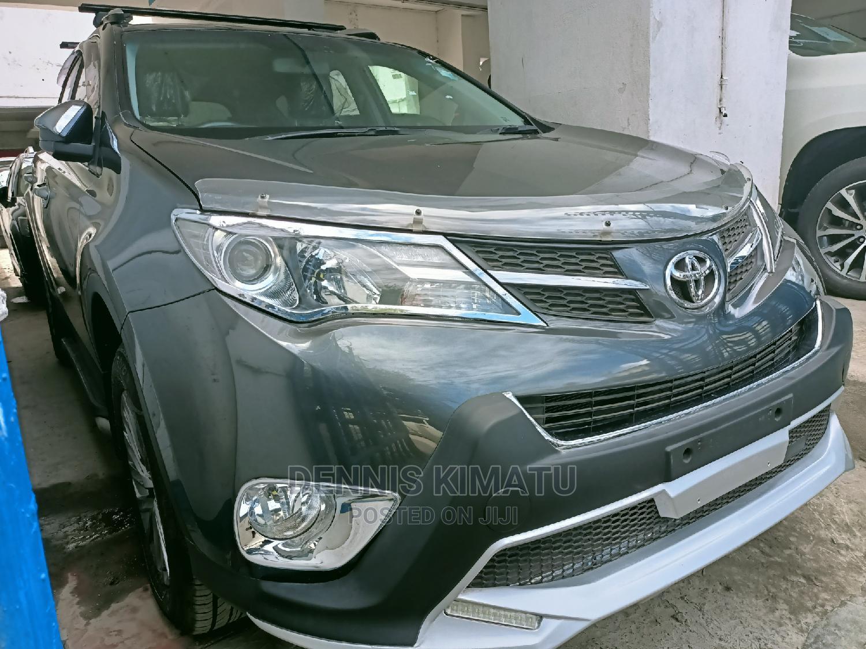 Toyota RAV4 2015 Gray