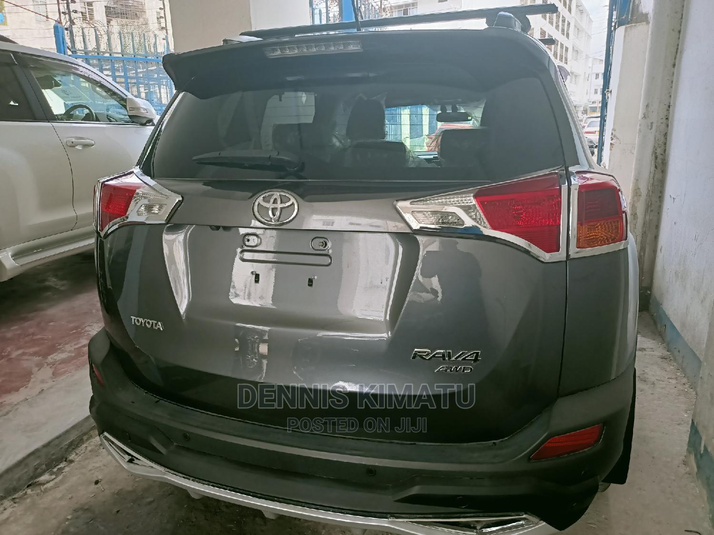 Toyota RAV4 2015 Gray | Cars for sale in Mombasa CBD, Mombasa, Kenya