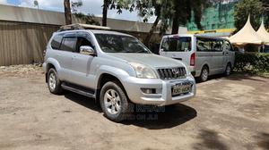 Toyota Land Cruiser Prado 2006 Silver | Cars for sale in Kajiado, Ngong