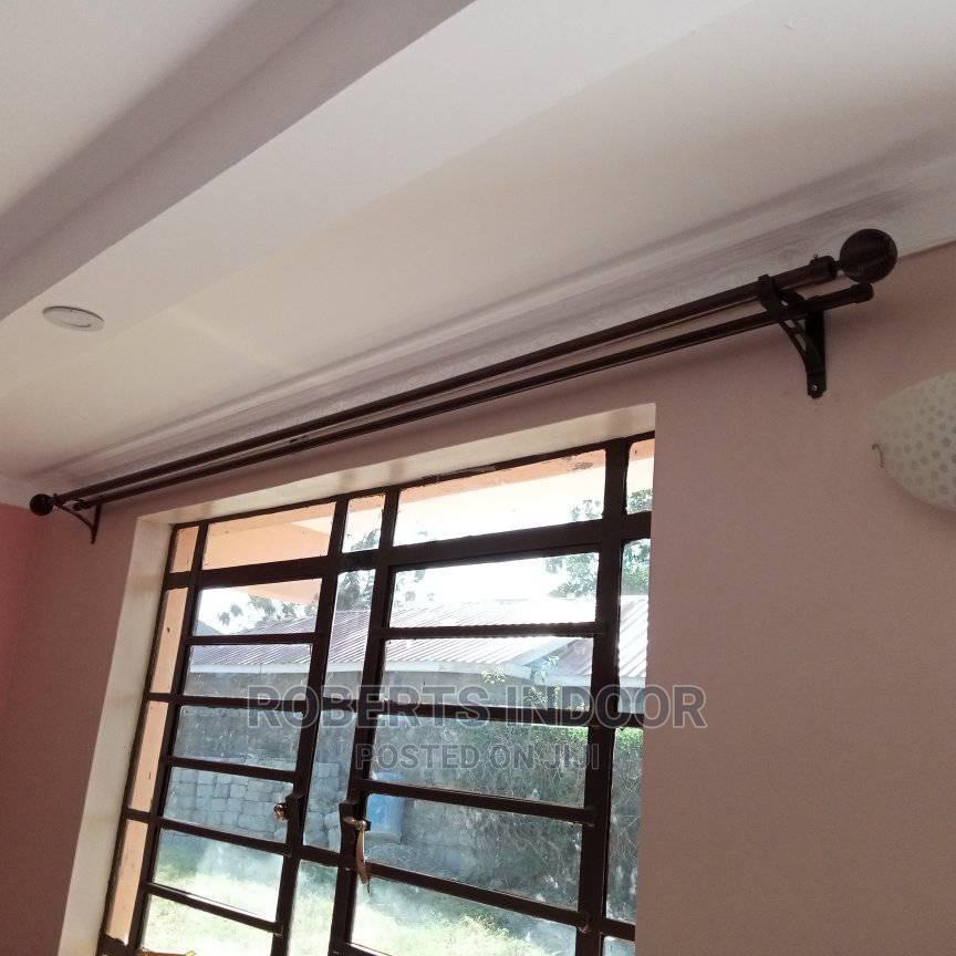 Archive: 2m Single Curtains Rod