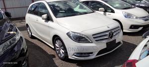 Mercedes-Benz B-Class 2014 White | Cars for sale in Nairobi, Kilimani