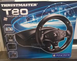 Ps4/Ps3 Thrustmaster T80 Racing Wheel | Accessories & Supplies for Electronics for sale in Nairobi, Nairobi Central