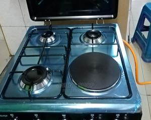 3+1 Standing Cooker With Gas Electric Oven Available | Kitchen Appliances for sale in Nairobi, Nairobi Central