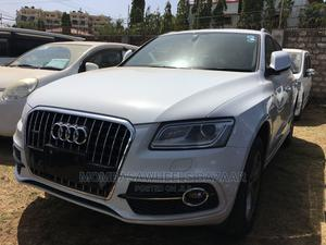 Audi Q5 2013 2.0T Premium AWD Quattro White | Cars for sale in Mombasa, Mombasa CBD
