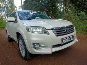 Toyota Vanguard 2010 White | Cars for sale in Nairobi, Nairobi Central