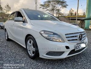 Mercedes-Benz B-Class 2014 White | Cars for sale in Nairobi, South C