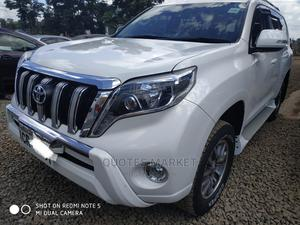 Toyota Land Cruiser Prado 2012 White | Cars for sale in Nairobi, Kasarani