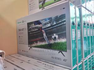 Hisense 43inches Smart Full Hd Frameless Tv | TV & DVD Equipment for sale in Nairobi, Nairobi Central