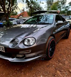 Toyota Celica 2003 Gray   Cars for sale in Nairobi, Ridgeways