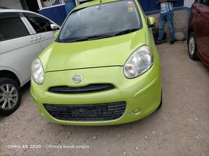 Nissan March 2014 Green | Cars for sale in Mombasa, Mombasa CBD