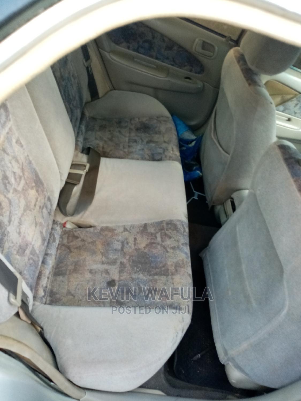 Archive: Toyota Corolla 1998 Sedan Automatic Gray