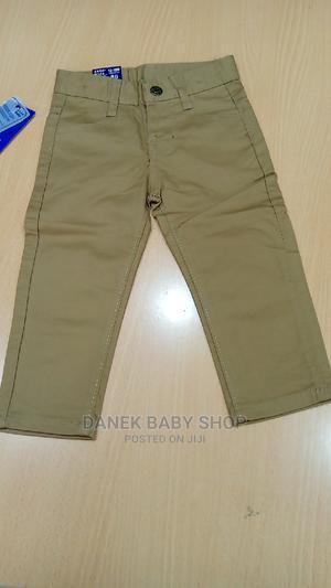 Kids Trousers/Kids Kaki Trousers | Children's Clothing for sale in Nairobi, Nairobi Central
