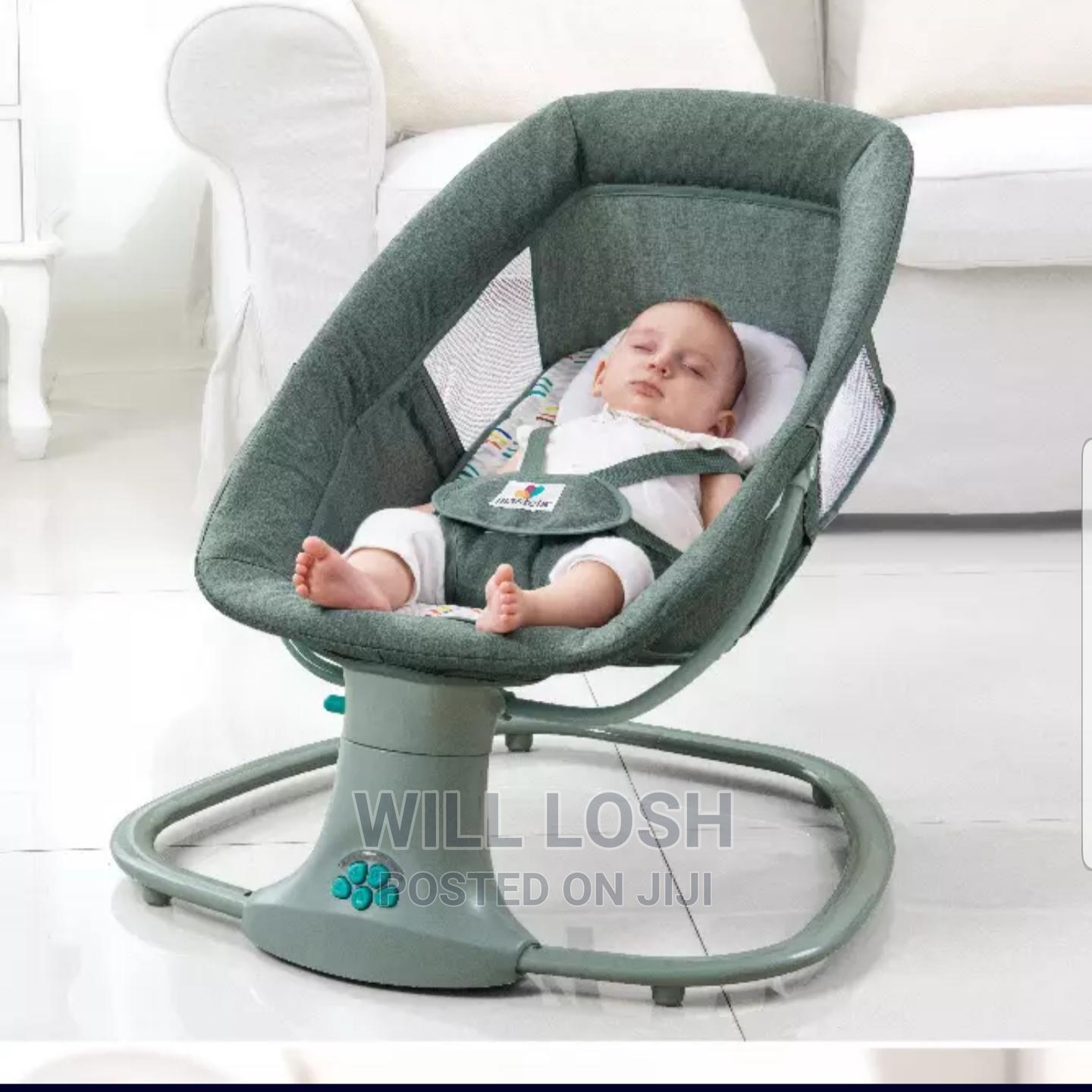 Electric Baby Swing | Children's Gear & Safety for sale in Westlands, Nairobi, Kenya