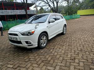 Mitsubishi RVR 2012 2.0 White | Cars for sale in Nairobi, Ridgeways