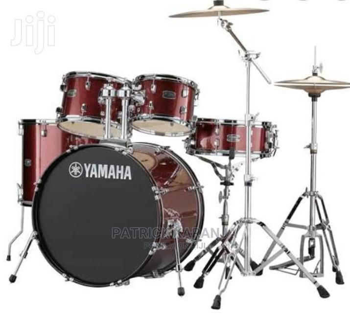 Archive: Yamaha Drumset