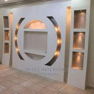 Gypsum Ceiling and Wall Fixation   Building & Trades Services for sale in Nairobi, Nairobi Central