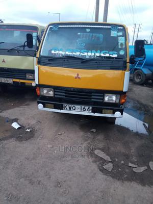 Mitsubishi Canter 31 1990 Yellow | Trucks & Trailers for sale in Nyeri, Karatina Town