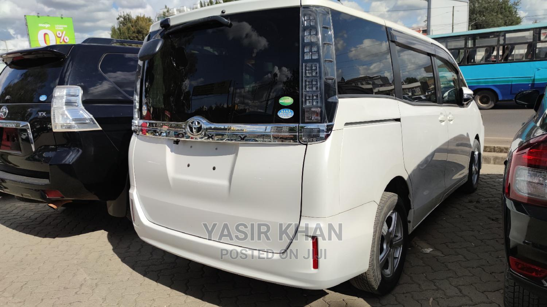 Toyota Voxy 2014 White   Cars for sale in Ngong, Kajiado, Kenya