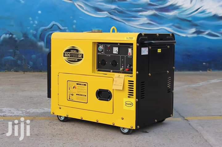 7kva Silent Power Generator