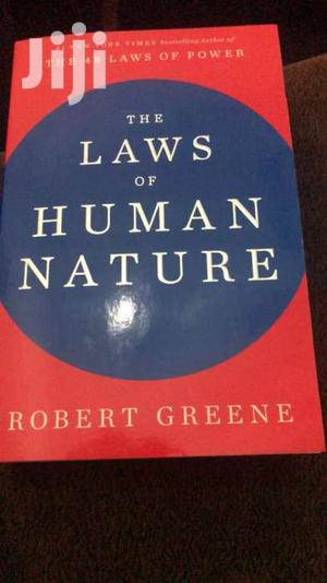 The Laws of Human Nature by Robert Greene.   Books & Games for sale in Nairobi, Nairobi Central