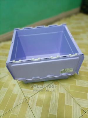 Motorcycle Plastic Delivery Box | Vehicle Parts & Accessories for sale in Mombasa, Tudor