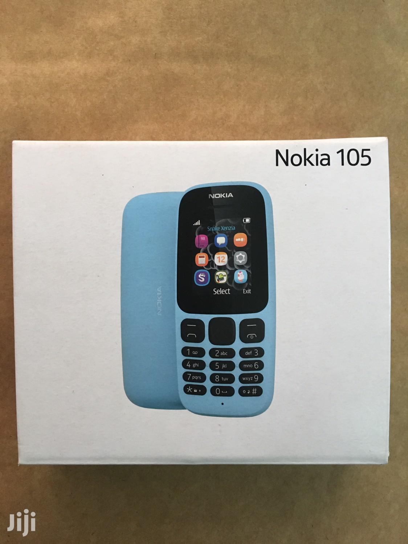 New Nokia 105 512 MB Black