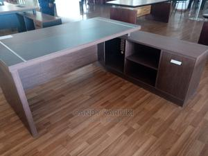 Best 1.6m Office Desk With Side Cabinets | Furniture for sale in Nairobi, Nairobi Central